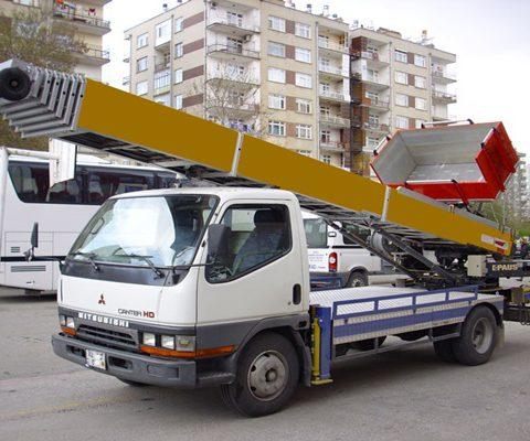Asansörlü Taşımacılık